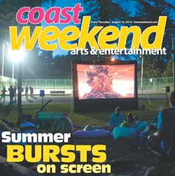 Coast Weekend Aug 2014